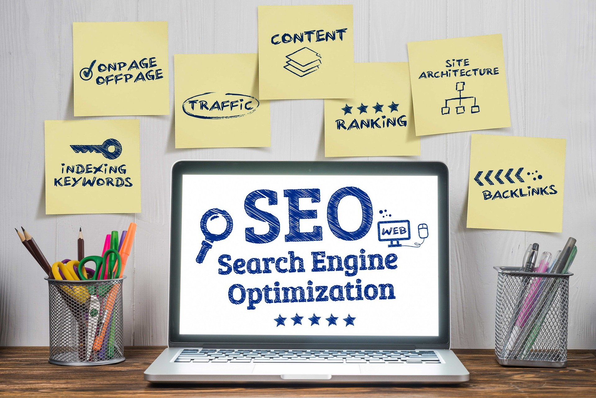 Content-SEO Homepage